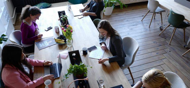 Location de bureau en espace de coworking : comment ça marche?
