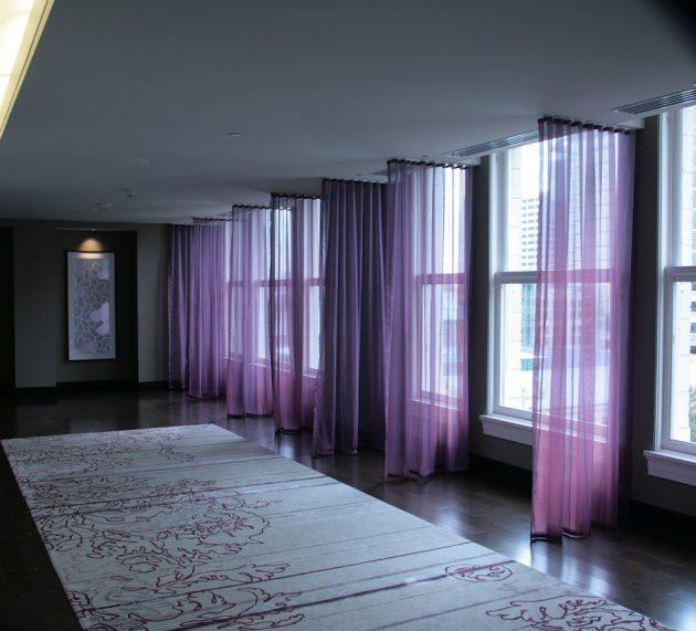 Deco couloir moderne : idées déco peinture et papier peint