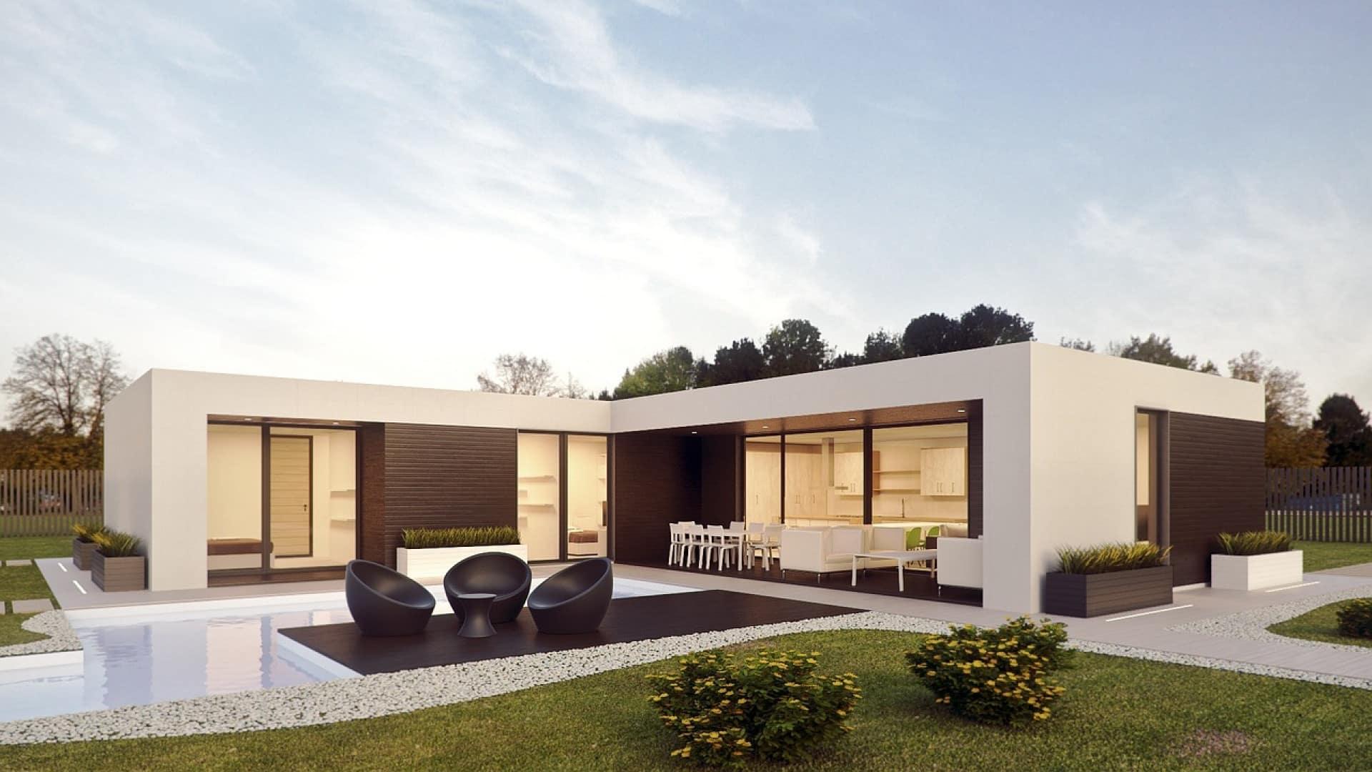 Pourquoi construire une maison toit plat ?